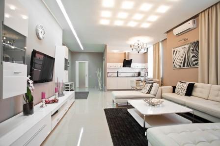 Услуги по ремонту квартир, офисов и коттеджей - Компания